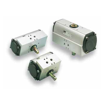 Rotary Rack and Pinion Actuators