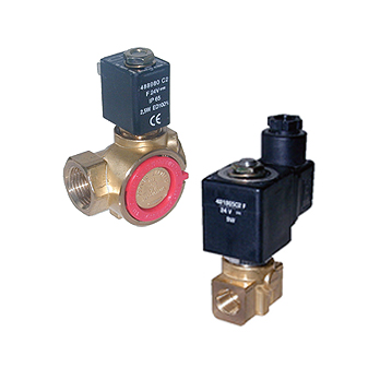 2/2 / 3/2 - Way Valves for Air