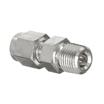 NPT Male to Tube Connector