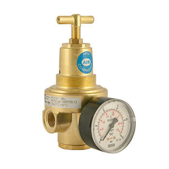 High Pressure Air Regulator R114 - R138, R112 - R121